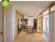 A_木造住宅ゾーン