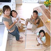 家づくりの基本・家づくりの流れ