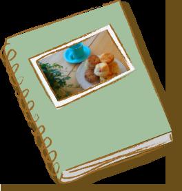 私の小さな森の家のバリエーションについては 「バリエーションbook」で紹介しています。
